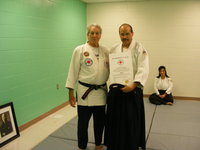 Promoted to Nidan by Sensei Tom Little