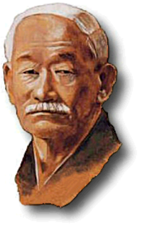 Founder of Kodokan Judo